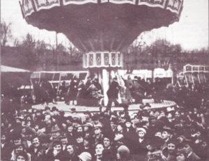 Velký Wertheimův kolotoč z roku 1930